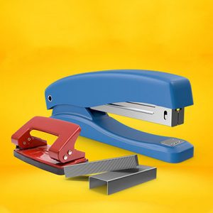 Staplers and Punchers